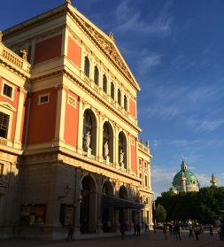 Musikverein exterior