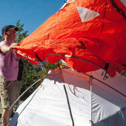J. Yip: Tyler's tent lesson