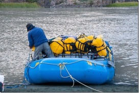 J. Yip: Loading the riverbags