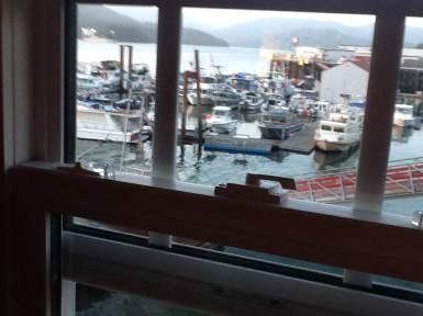 View at Cow Bay, Prince Rupert