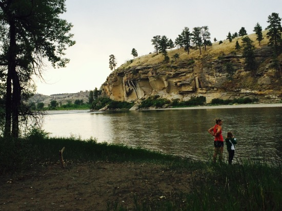 The Wisconsin women by the Yellowstone River: a serendipitous suggestion