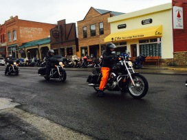 Bikers from Sturgis