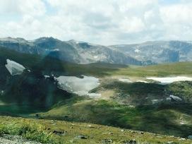 The Beartooth Mountains