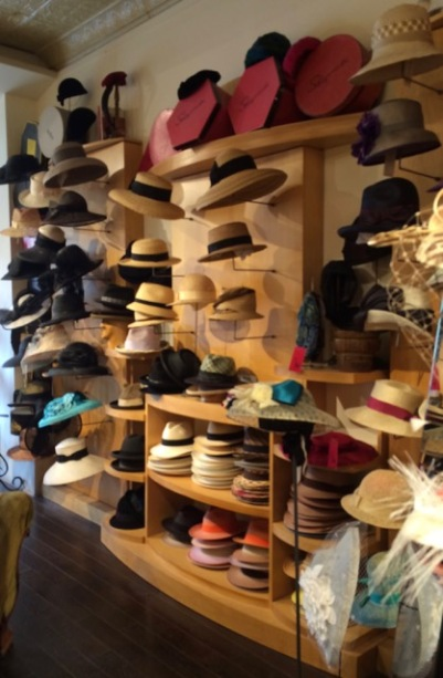 Hats for men and women
